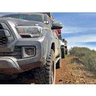 KC Hilites - Gravity LED G4 Toyota Tacoma 12-18 Amber LED Fog Pair Pack System - #501 - 501