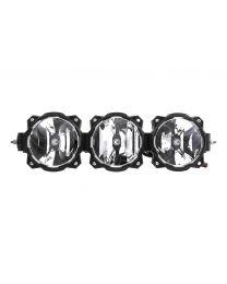 """KC Hilites - Gravity LED Pro6 3-Light 20"""" Universal Combo LED Light Bar - #91318 - 91318"""