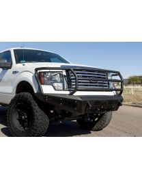 Addictive Desert Designs - HoneyBadger Rancher Front Bumper - F107395050103