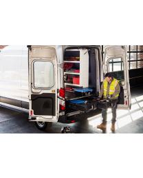 Decked - Cargo Van Storage System 14-pres Ford Transit 148 Ft Decked - Vnfd13tran65