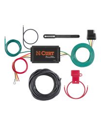 Curt - Powered 3-to-2-Wire Taillight Converter - 59146