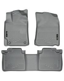 Husky Liners - Front & 2nd Seat Floor Liners - 98902