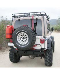 Garvin Wilderness - ATS Series Swing-Away Tire Carrier, CJ7 - 71001