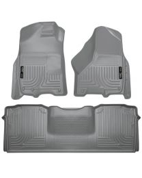 Husky Liners - Front & 2nd Seat Floor Liners - 99042