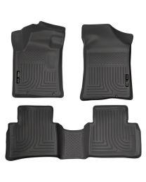 Husky Liners - Front & 2nd Seat Floor Liners - 99641