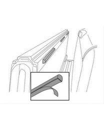 Bak Industries - BAKFlip - Cab Bumpers - (4) - PARTS-326A0008