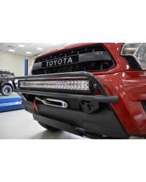 N-FAB - Off-road Light Bar Multi-mount System; Gloss Black; Mounts Up To A 30 In. Led Light; - T0730OR