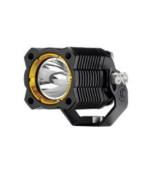 KC Hilites - KC FLEX Single LED Light (ea) - Spot Beam - KC #1270 - 1270