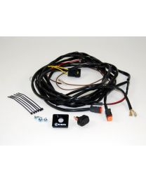 KC Hilites - Wiring Harness for Two Lights with 2-Pin Deutsch Connectors - KC #6308 - 6308