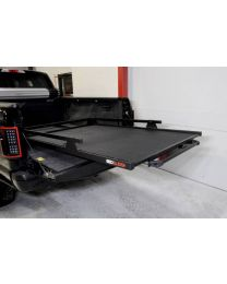 Bedslide - Bedslide Contractor 63 Inch X 47 Inch Black 5.5 Foot Super Shortbed Toyota Tundra/chevy Suburban/chevy Tahoe - 15-6347-cgb