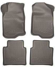 Husky Liners - Front & 2nd Seat Floor Liners - 98112