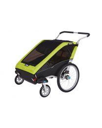Thule - Chariot Cheetah XT 2 + Cycle/Stroll