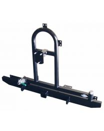 Garvin Wilderness - ATS Series Swing-Away Tire Carrier, 87-06 YJ/TJ/Unlim. - 71000