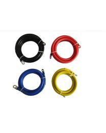 TrailFX - 3500 Pound Capacity 3/16 Inch Diameter X 50 Foot Length Steel Cable - WA030
