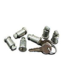 RockyMounts - 6 Pack Lock Cores