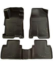 Husky Liners - Front & 2nd Seat Floor Liners - 98411