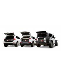 Cargo Ease - Jeep Cargo Locker Standard 9 Inch Single Drawer System Jeep Wrangler Jku/grand Cherokee Cargo Ease - Cl2937-d9-1