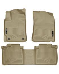 Husky Liners - Front & 2nd Seat Floor Liners - 98903