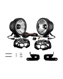 KC Hilites - KC 2018-2019 Jeep JL A-Pillar Gravity LED Pro-Sport (Spot) Light Kit - #97115 - 97115