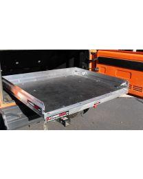 Cargoglide - Slide Out Jeep Bed Tray 500 Lb Capacity Cargoglide Cg4xjk100 - Cg4xjk100