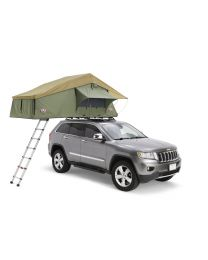 Thule - Explorer Series Autana 3 with Annex - 8001ASK05 - Olive Green