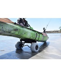 Malone - BeachHauler 250 - Soft Terrain Heavy Duty Boat Cart w/Bunks