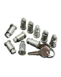 RockyMounts - 10 Pack Lock Cores
