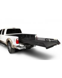 Cargo Ease - Full Extension Series Cargo Slide 2000 Lb Capacity 01-pres Ford F150 Super Crew W/out Bedliner Dodge Ram 1500 W/out Bedliner 09-pres Nissan Titan Crew Cab 5.5 Ft Bed 04-pres Cargo Ease - Ce6548fx