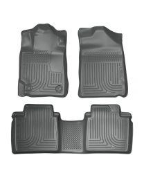 Husky Liners - Front & 2nd Seat Floor Liners - 98512