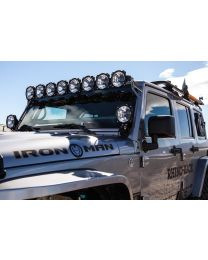"KC Hilites - Gravity LED Pro6 8-Light 50"" Universal Combo LED Light Bar - #91308 - 91308"