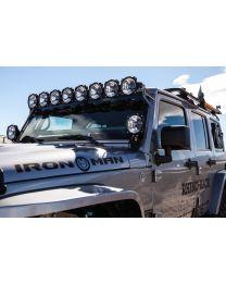 """KC Hilites - Gravity LED Pro6 8-Light 50"""" Universal Combo LED Light Bar - #91308 - 91308"""
