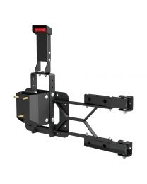 Aries - Jeep Heavy-Duty Spare Tire Carrier - 2563000