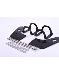 """KC Hilites - 40"""" LED Light Bar Overhead Mounting Bracket Set for Yamaha YXZ1000R UTV - 73409 - 73409"""