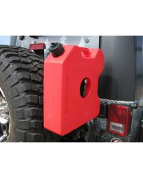 Garvin Wilderness - Rotopax Can Mount, G2 Series, JK, Pass. Side - 66716