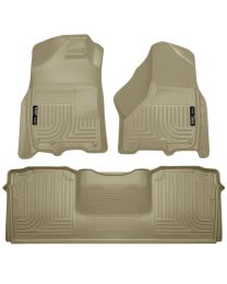 Husky Liners - Front & 2nd Seat Floor Liners - 99043