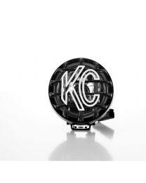 "KC Hilites - 4"" Rally 400 Halogen Single Light - Black - KC #1490 (Spread Beam) - 1490"