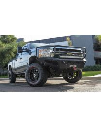Addictive Desert Designs - HoneyBadger Rancher Front Bumper - F317375010103