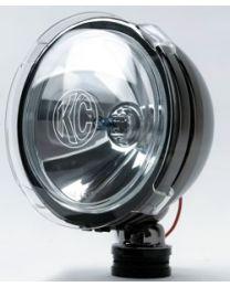 "KC Hilites - 6"" LiteShield Acrylic Cover - KC #7207 (Clear) - 7207"