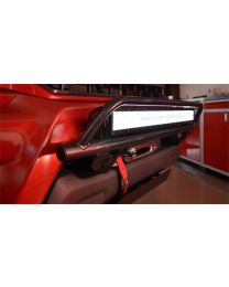 N-FAB - Off-road Light Bar Multi-mount System; Gloss Black; Mounts Up To A 30 In. Led Light; - T0530OR