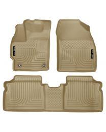 Husky Liners - Front & 2nd Seat Floor Liners - 99513