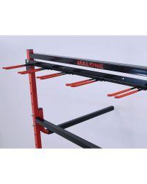 Malone - FS Rack Ski Holder - 6 Pair of Skis