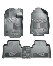 Husky Liners - Front & 2nd Seat Floor Liners - 98362