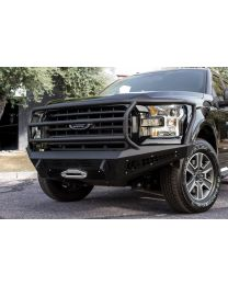 Addictive Desert Designs - HoneyBadger Rancher Front Bumper - F157425050103