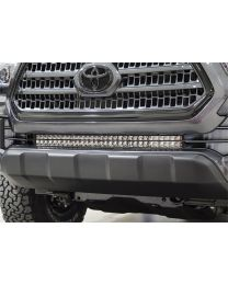 N-FAB - Lbm Bumper Mount; Mounts Up To A 30 In. Led; Textured Black; - T4R1430CB