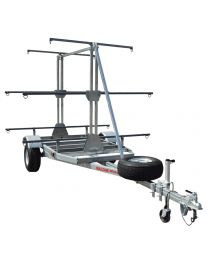 Malone - MegaSport Outfitter 3 Tier Trailer