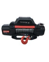 TrailFX - 12000 Pound Capacity Synthetic Rope For Trail FX Reflex Winch WRS12B - WRA05