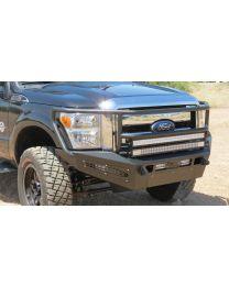 Addictive Desert Designs - HoneyBadger Rancher Front Bumper - F067335010103