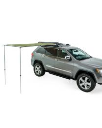 Thule - 4' Awning- Olive Green Canvas / Black Cover - 8002AW405