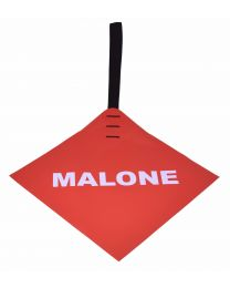 Malone - Safety Flag w/ grommet