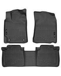 Husky Liners - Front & 2nd Seat Floor Liners - 98901